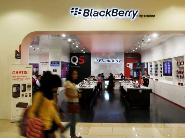 BlackBerry Wins Dismissal of US Lawsuit Over BlackBerry 10