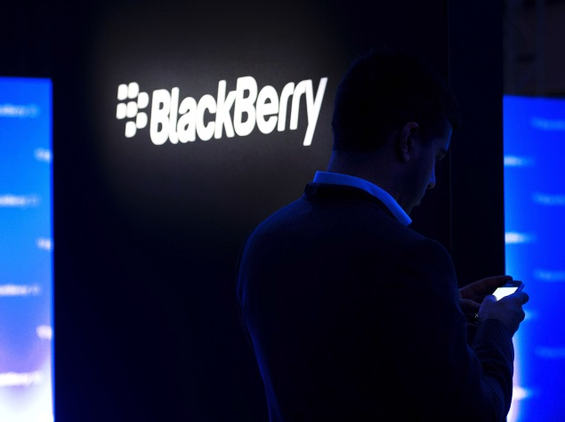 BlackBerry to Unveil 1 'Unconventional Device' a Year in Turnaround Drive