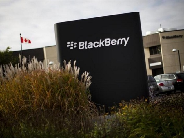 BlackBerry Says It Is 'Well-Positioned' in Indian Enterprise Market