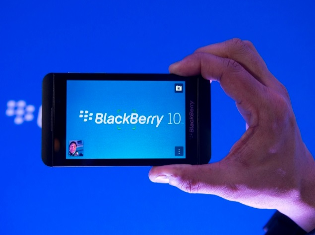 BlackBerry Z10 price in India slashed to Rs. 17,990 for a limited time