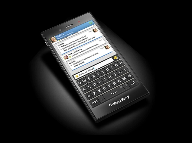BlackBerry Z3 Set to Launch in India at June 25 Event | Technology News