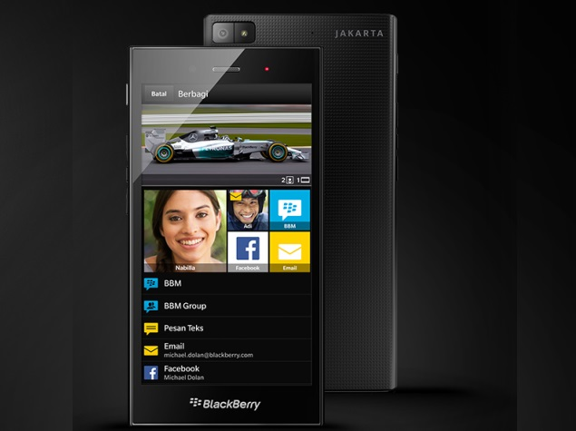 BlackBerry Z3 Smartphone Receives a Lukewarm Reception in Indonesia