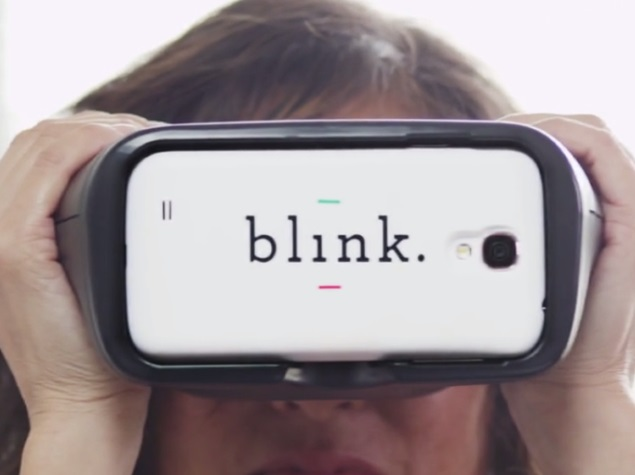 'Blink' App Enables Eye Exams at Home via Smartphone