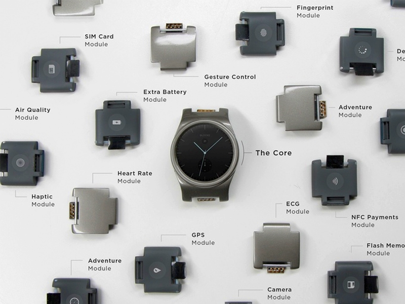 Blocks Wants to Be the World's First Modular Smartwatch