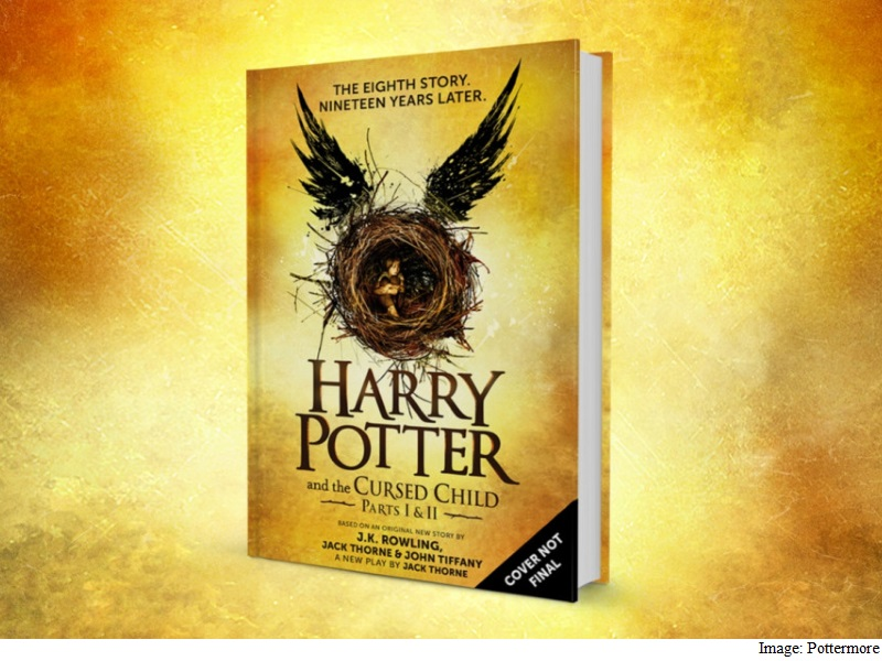 Harry Potter Book Unboxing : Harry potter not a novel warns rowling but cursed