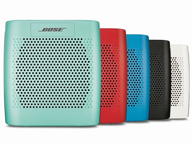Bose Soundlink Colour Review Big Sound Small Package
