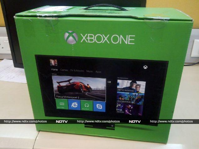Xbox One Unboxing Xbox One Launched in I...