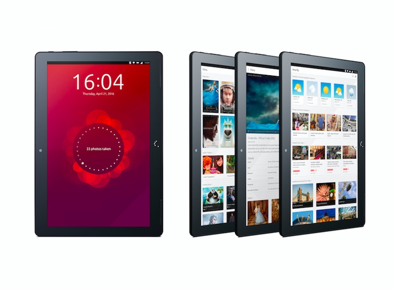 Canonical Launches BQ Aquaris M10 Ubuntu Edition Tablet