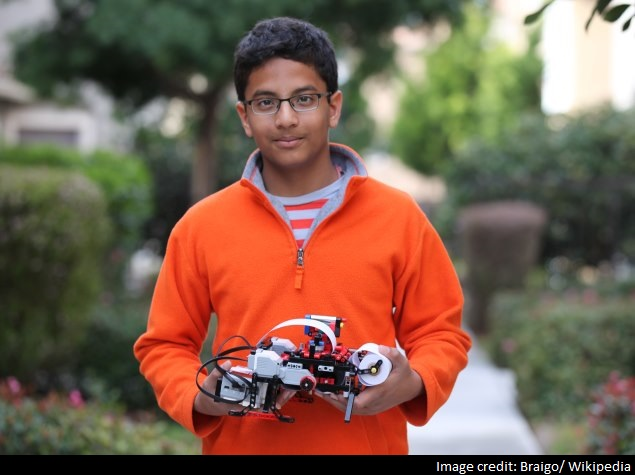 Indian-Origin Teenager Gets Intel Funding for Low-Cost Braille Printer