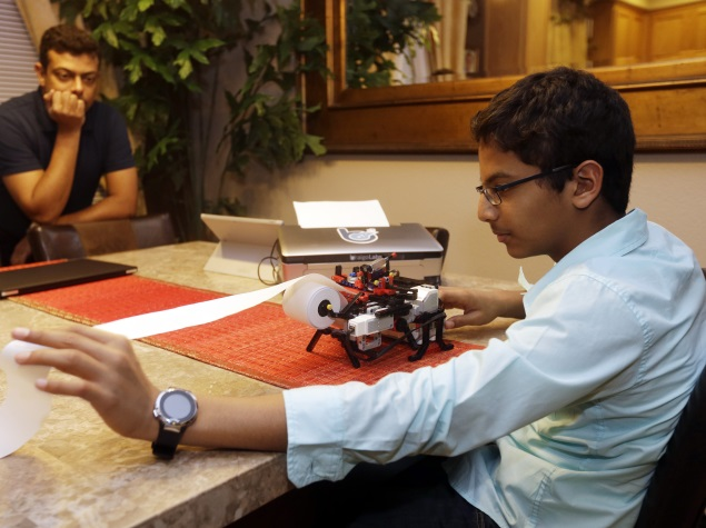 Braigo Inventor Shubham Banerjee Working on New Product for the Blind