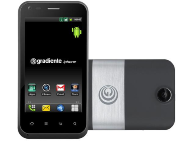 Brazil's IGB launches Android-powered 'IPHONE'