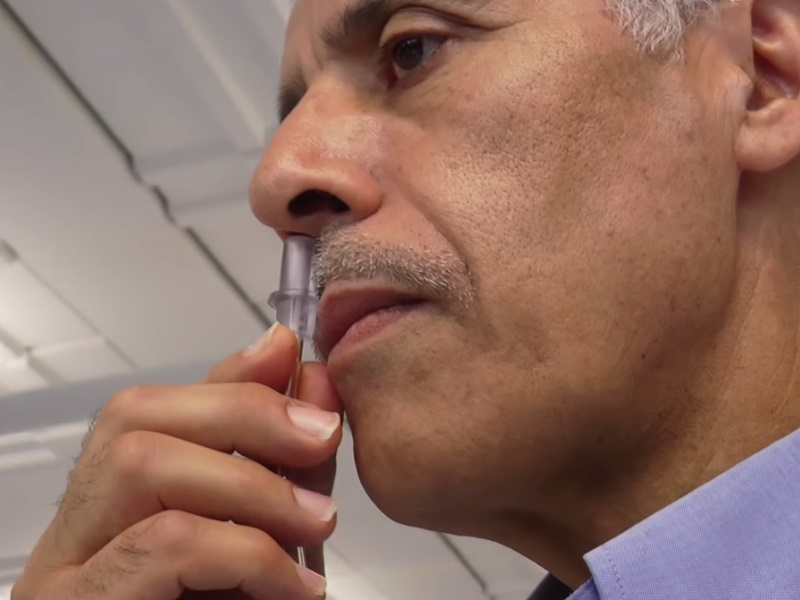 New Device Turns Breath Into Words, Gives Paralysis Victims a Voice