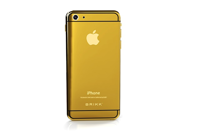 quality design 09ffc ce105 24-Karat Gold iPhone 6 Is Already up for Pre-Order | Technology News