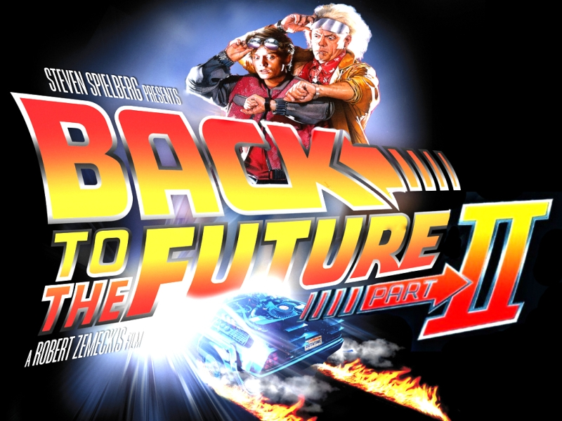 Back to the Future Is More Real Than You Think