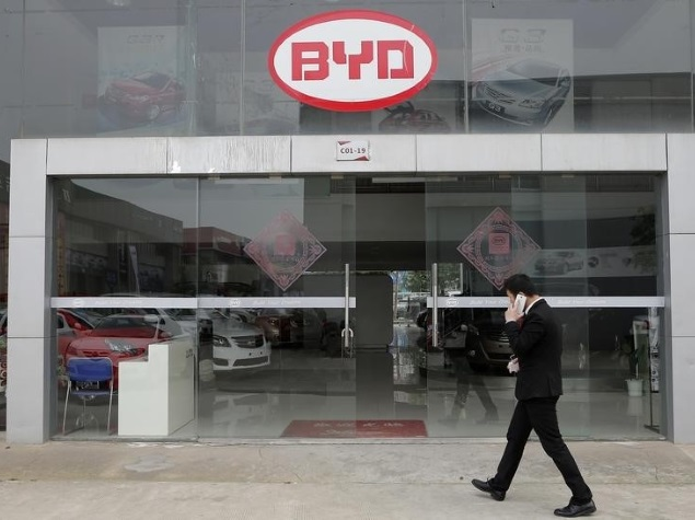 BYD And Hino Sign A Startegic Alliance For Commercial Battery Electric Vehicles Development