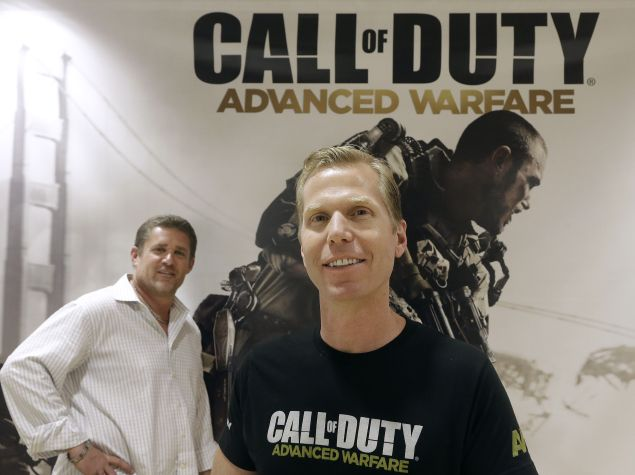 'Advanced Warfare' a Major Departure From Call of Duty Series