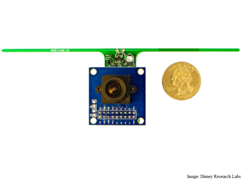 New Battery-Free Cameras Can Find Their Own Positions
