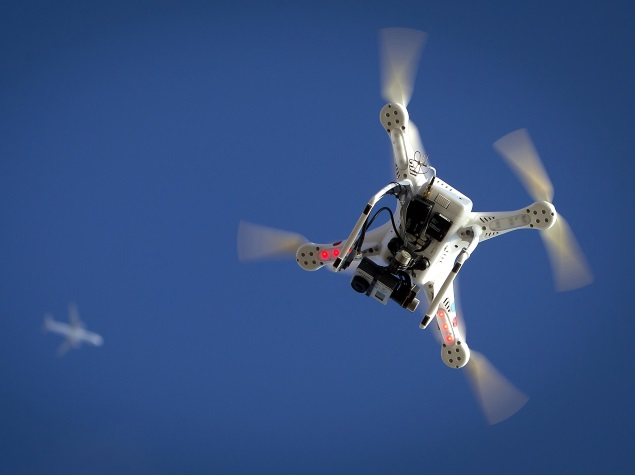 Game of Drones: As US Dithers, Rivals Get a Head Start