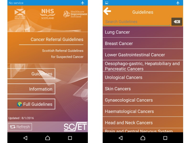 New App to Help Spot Cancer Early