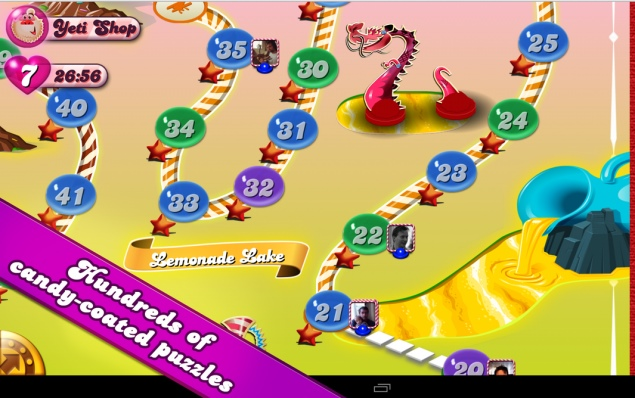 Candy Crush sweetens gaming for female audience