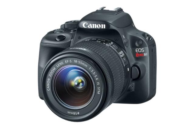 Canon announces EOS Rebel SL1, world's smallest and lightest DSLR camera