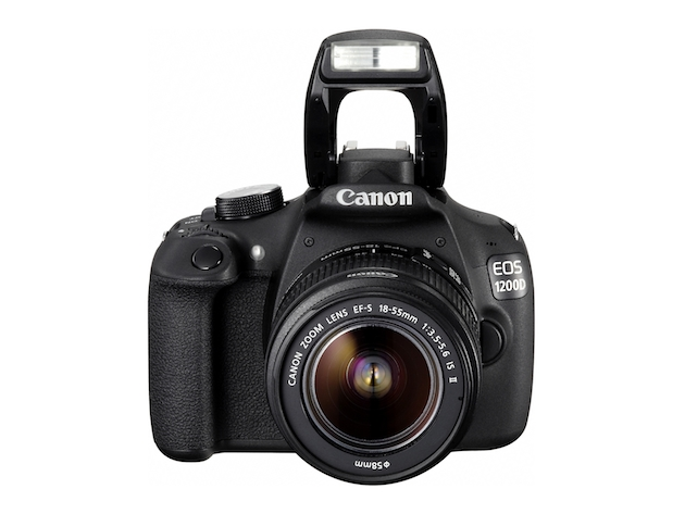 Canon Eos 1200d Dslr With 18 Megapixel Sensor Launched At Rs