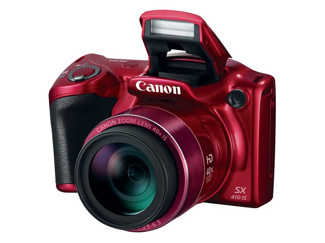 Canon Launches PowerShot SX410 IS and ELPH 350 HS; Teases the G3 X
