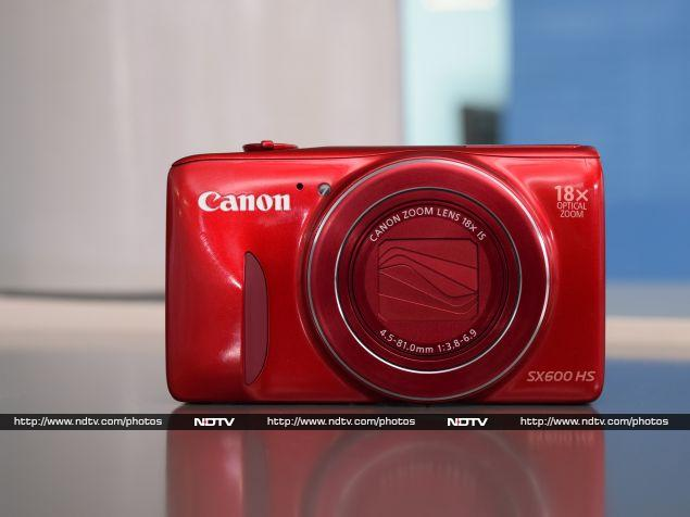 Canon PowerShot SX600 HS Review: Petite And Powerful