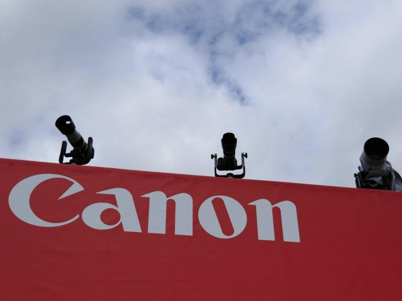 Canon India Enters Surveillance Domain