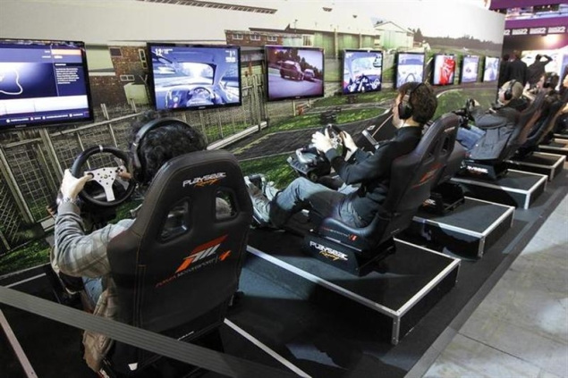 Carmakers Look To Video Games For New Routes To Market Technology News
