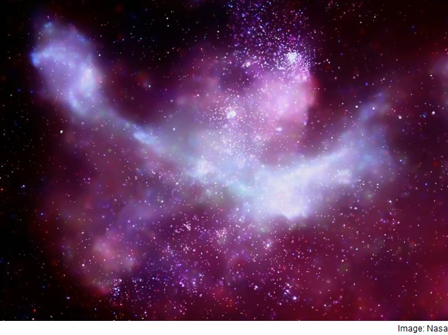 Number of Distant Galaxies Fewer Than Previously Thought: Study