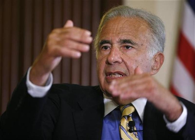 Icahn increases stake in video game maker Take-Two