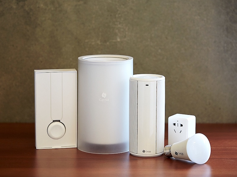 Cassia Hub Offers 1,000-Foot Bluetooth Range; Supports Up to 22 Devices