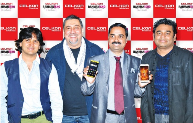 Celkon RahmanIshq AR40 with Android 4.2 launched at Rs. 5,999