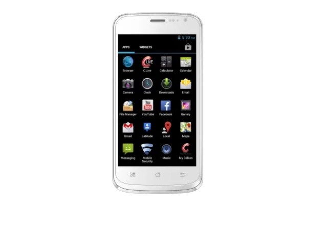 Celkon RahmanIshq AR45 dual-core smartphone launched at Rs. 7,999