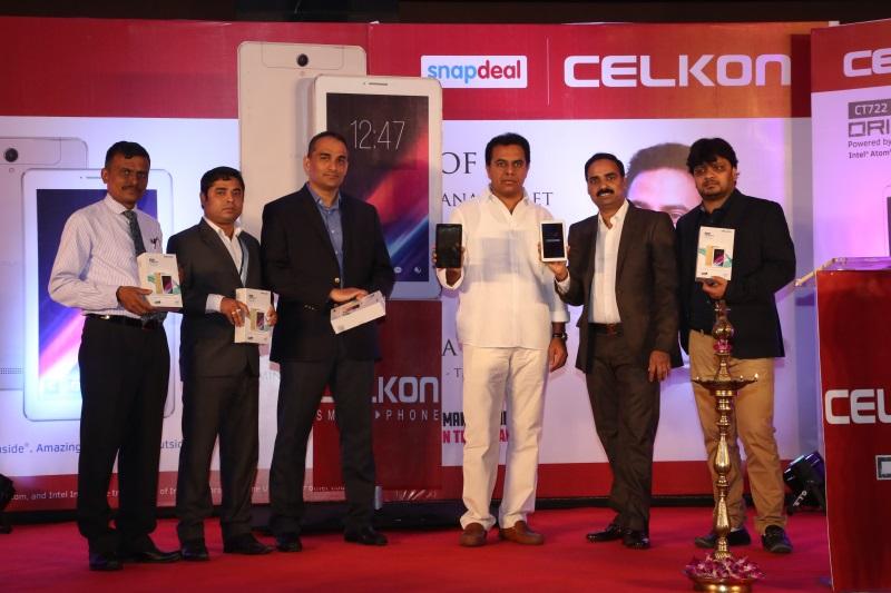 Celkon to Invest Rs. 250 Crores in Telangana, Andhra Pradesh Units