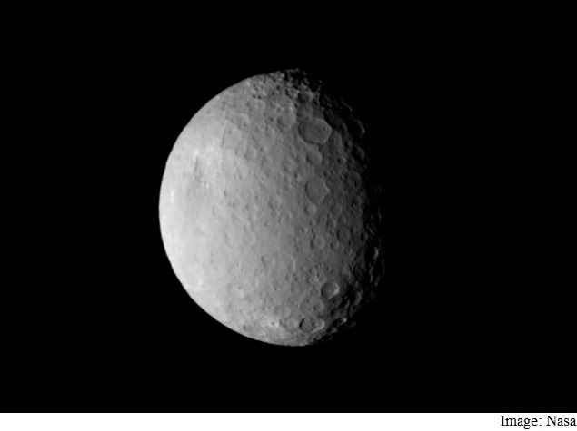 Dwarf Planet Ceres Spawns Giant Mystery