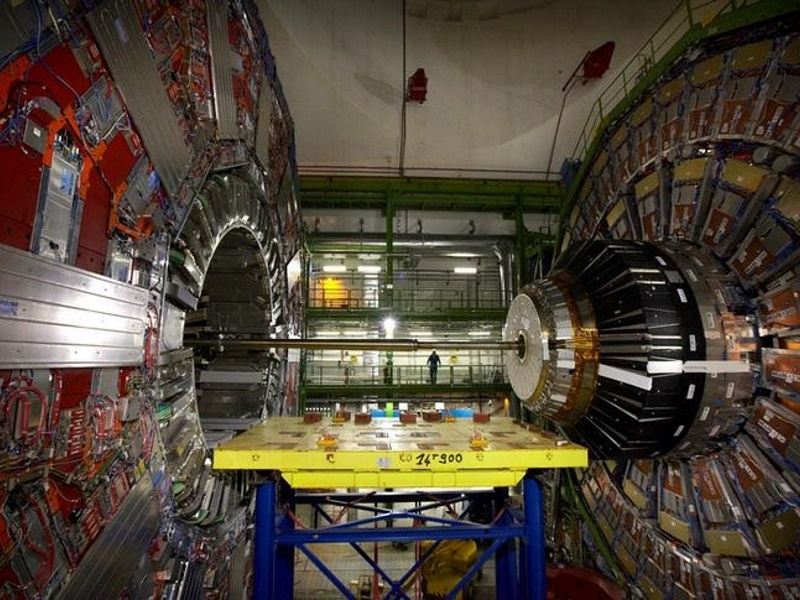 Physics Prepares to Feast on Collider Data, Seeking Dark Universe