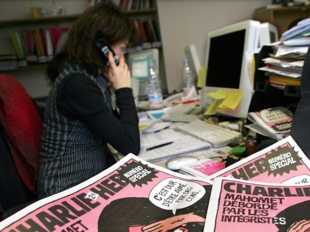 Charlie Hebdo to Receive Donation From Google-Backed Fund