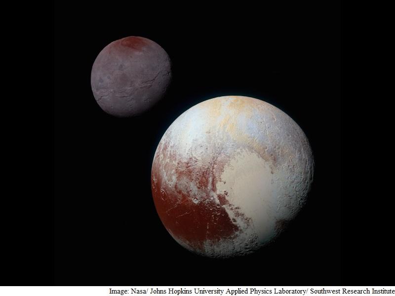 Nasa's New Horizons Probe Reveals Colourful, Violent History of Charon