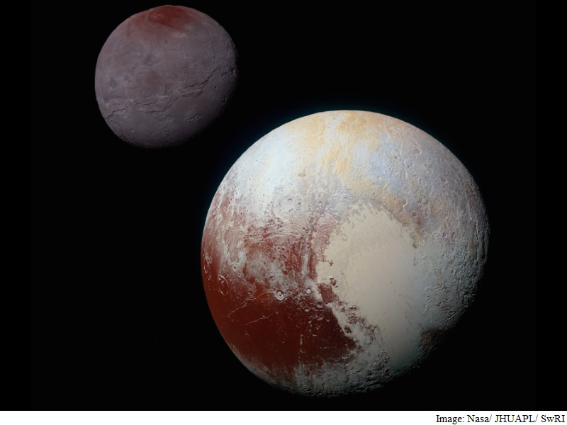 Nasa Papers Reveal Details of Pluto's Moons