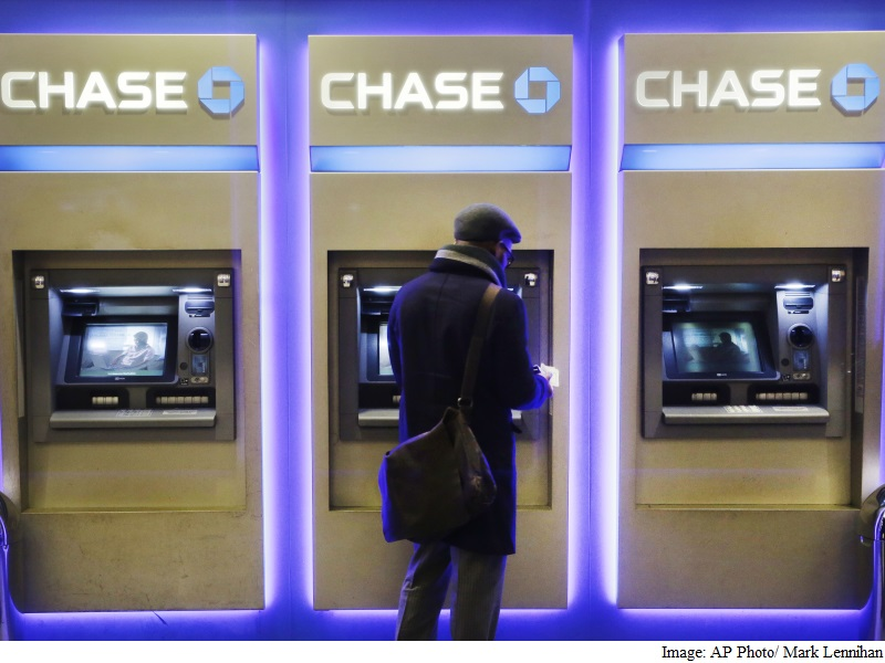 New Card-Free ATMs Will Let You Withdraw Money With Your Mobile