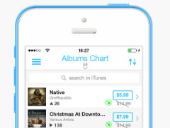 CheapCharts Finds the Best iTunes Deals on Music, Movies, and More