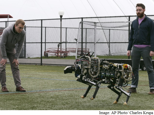 MIT Engineers Have High Hopes for Cheetah Robot