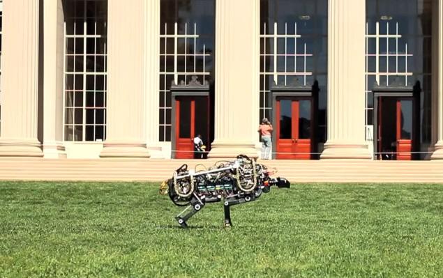Cheetah Robot Developed That Sprints Like Usain Bolt