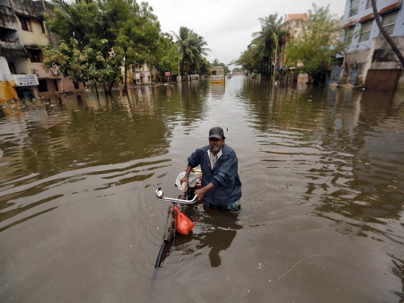 Facebook Post Helps Identify Chennai Flood Victim's Body