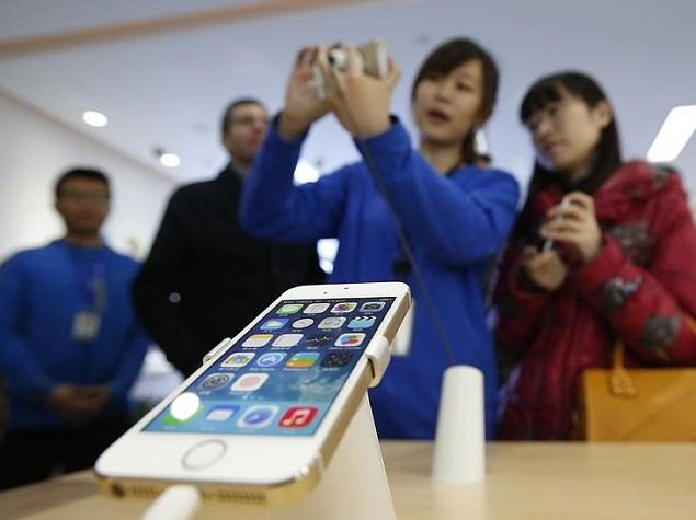 iPhone a Danger to China's National Security: State Media