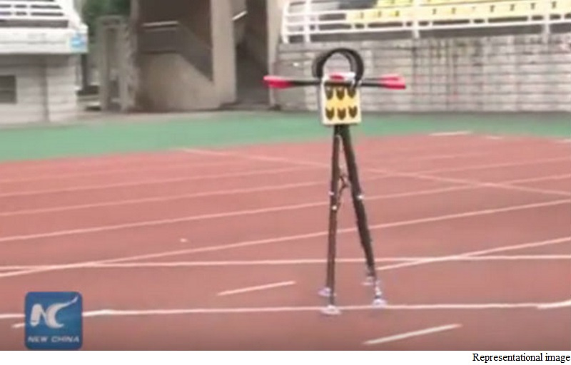Chinese Robot Breaks Guinness World Record for Walking