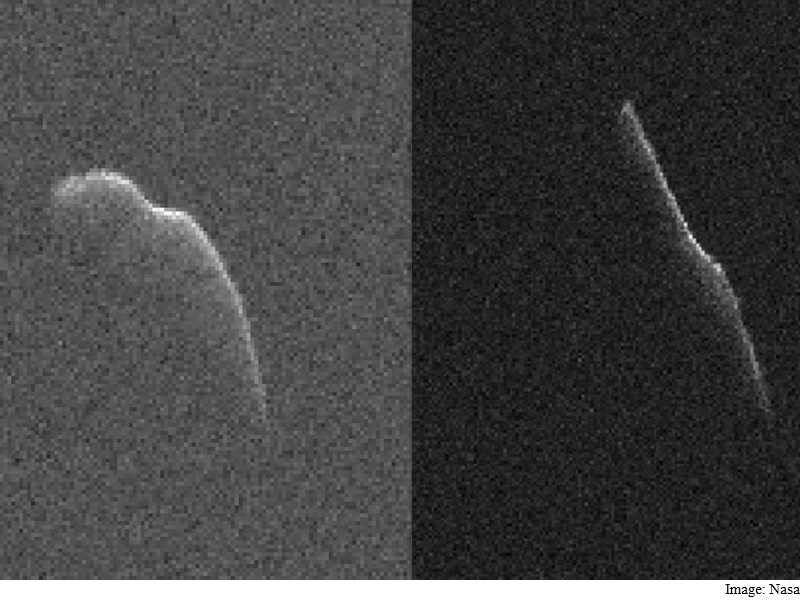 Asteroid to Say Hello to Santa This Christmas Eve: Nasa