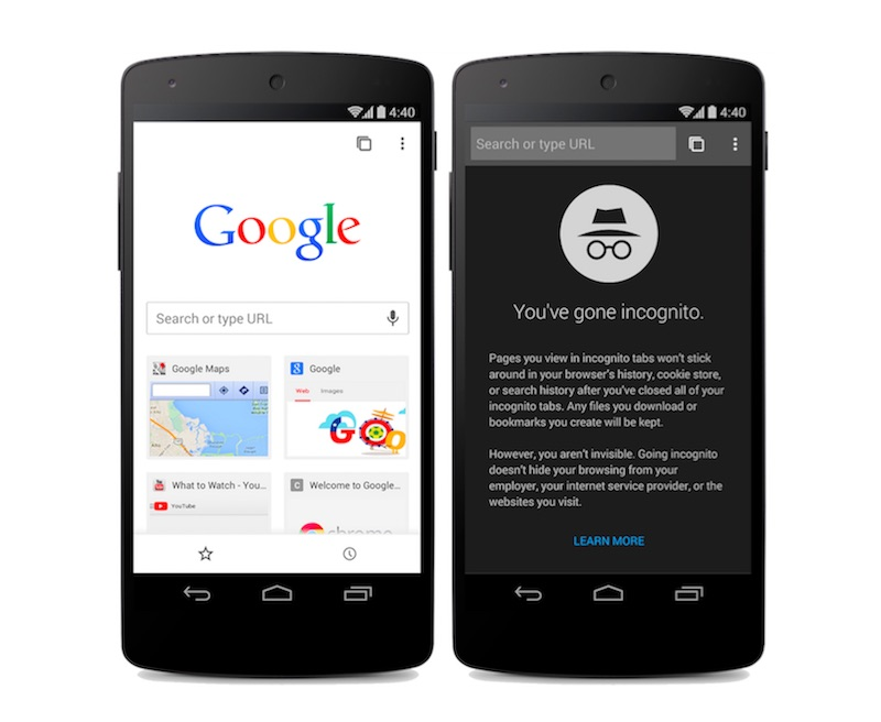 Chrome for Android Now Has Safe Browsing Enabled by Default